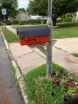 Tammy's Red Mailbox