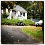 Sue's Motorcycle