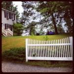 Sue's White Picket Fence