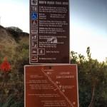 Lauren's Trail Sign