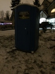 Sandy's Porta Potty