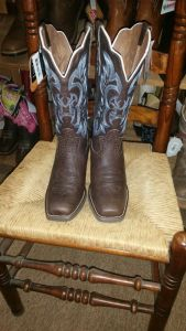 Meagan's Cowboy Boots